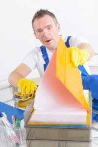 Cleaning industry insurance